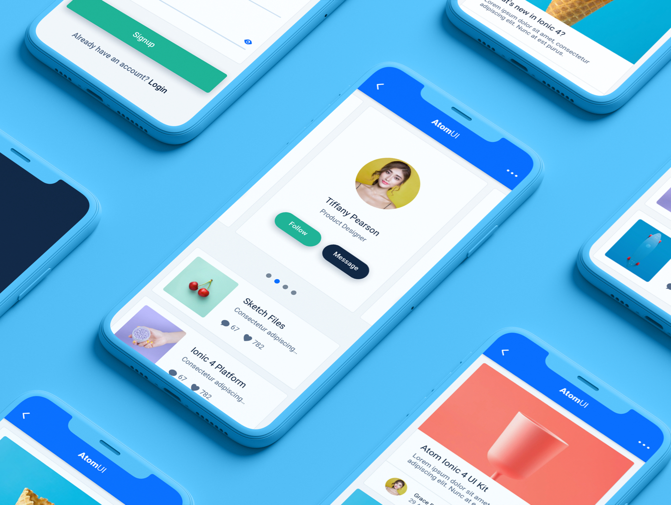 Ultimate Ionic Bundle